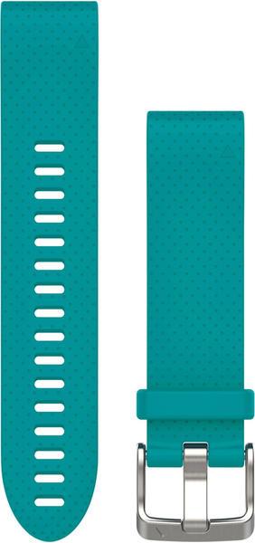 Garmin QuickFit 20 Silikonarmband türkis (010-12491-11)