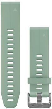 Garmin QuickFit 20 Silikonarmband grayed jade (010-12739-06)