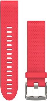 Garmin QuickFit 20 Silikonarmband pink (010-12491-14)