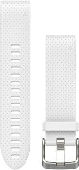 Garmin QuickFit 20 Silikonarmband weiß (010-12491-10)