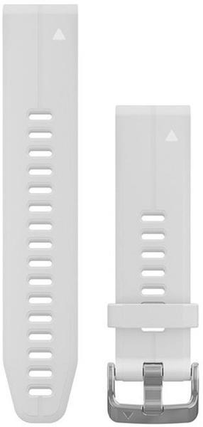Garmin QuickFit 20 Silikonarmband weiß (010-12739-01)