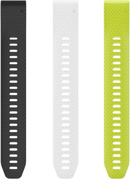 Garmin QuickFit 20 Silikonarmband-Set (010-12491-02)
