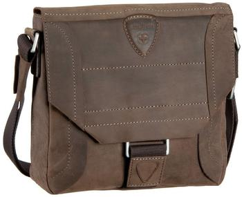 Strellson Hunter Messenger dark brown (4010000188)