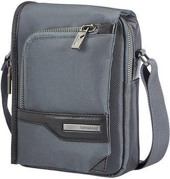 Samsonite GT Supreme Tablet Crossover with Flap grey/black