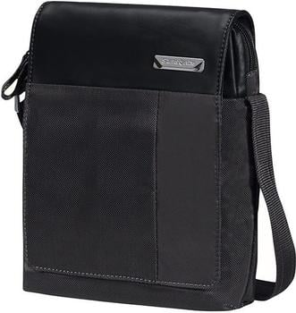 Samsonite Hip-Tech Tablet Crossover with flap black (67693)