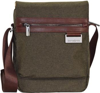 Samsonite Upstream Tablet Crossover with Flap natural