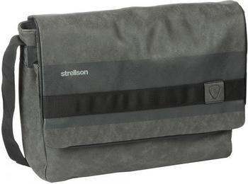Strellson Finchley Messenger dark grey (4010002287)