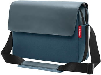 Reisenthel Courierbag 2 canvas blue