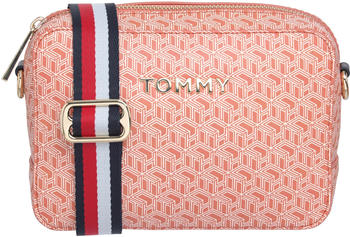 Tommy Hilfiger Tommy Icons Monogram Camera Bag (AW0AW07945) island coral