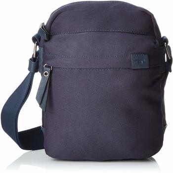 Tom Tailor Taschen dark blue cognac (25201 0010)