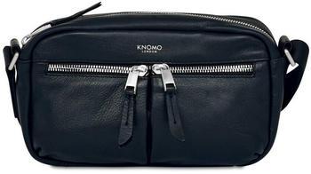 Knomo Brook Leather Cross-Body blazer