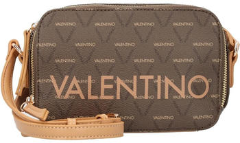 Valentino Bags Liuto Lady Crossover Bag (VBS3KG09) brown