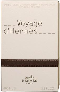 Hermès Voyage Eau de Toilette (100 ml)