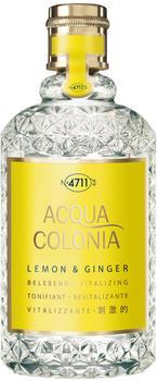 4711 Acqua Colonia Lemon & Ginger Eau de Cologne (170 ml)