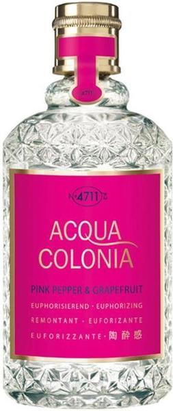 4711 Acqua Colonia Pink Pepper & Grapefruit Eau de Cologne (170 ml)