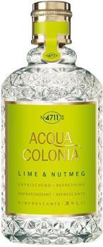 4711 Acqua Colonia Lime & Nutmeg Eau de Cologne (170 ml)
