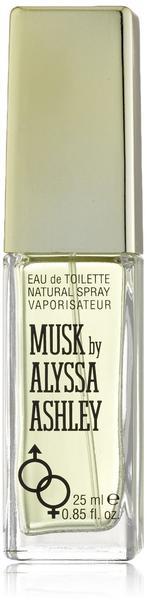 Alyssa Ashley Musk Eau de Toilette (25 ml)