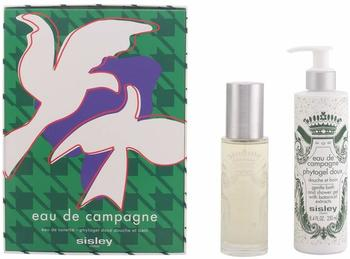 Sisley Cosmetic Eau de Campagne Set (EdT 100ml + SG 250ml)