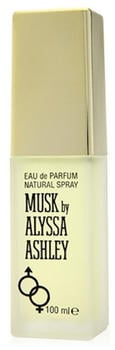 Alyssa Ashley Musk Eau de Parfum (100 ml)
