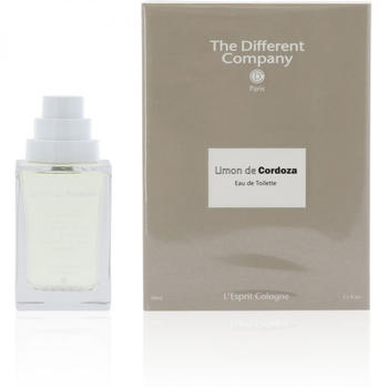 The Different Company Limon de Cordoza Eau de Toilette (100ml)