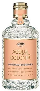 4711 Acqua Colonia White Peach & Coriander Eau de Cologne (170ml)