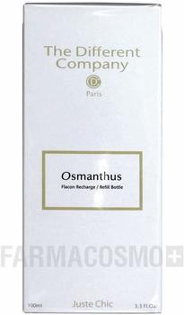 The Different Company Osmanthus Eau de Parfum Nachfüllung (100ml)
