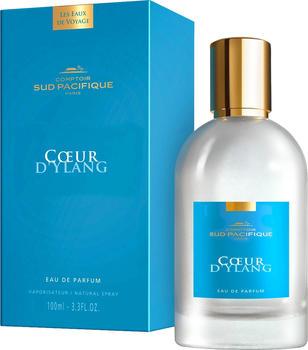 Comptoir Sud Pacifique Coeur D'Ylang Eau de Parfum (100ml)