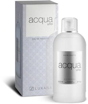 LUXANA Acqua Uno Eau de Toilette - 200 ml
