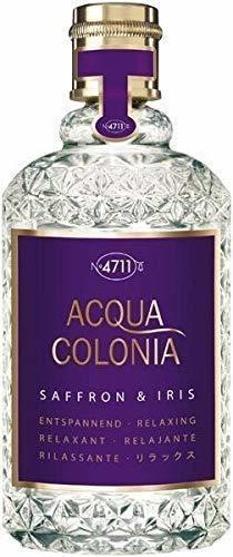 4711 Acqua Colonia Saffron & Iris Eau de Cologne (170ml)