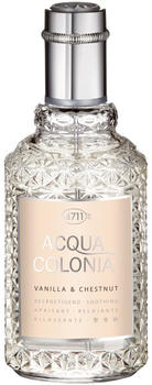 4711 Acqua Colonia Vanilla & Chestnut Eau de Cologne 50 ml
