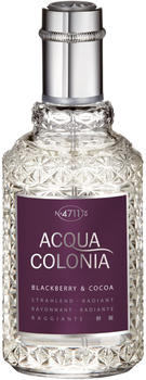 4711 Acqua Colonia Blackberry & Cocoa Eau de Cologne 50 ml