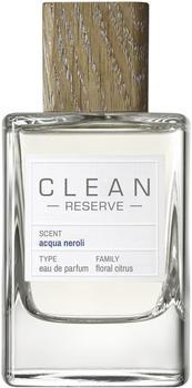 CLEAN Acqua Neroli (Reserve Blend) Eau de Parfum Spray 100 ml