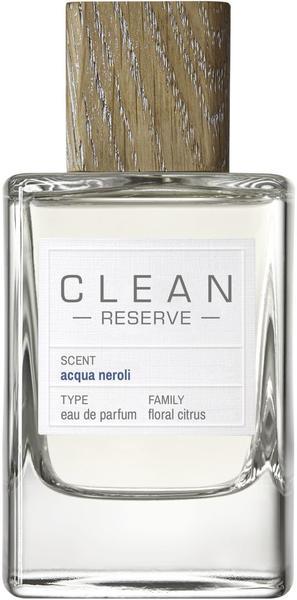 CLEAN Acqua Neroli Eau de Parfum (100ml)