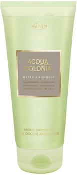 4711 Acqua Colonia Myrrh & Kumquat Shower Gel 200 ml