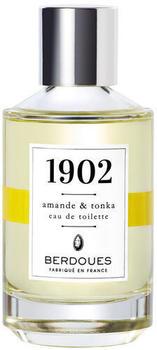 Berdoues 1902 Amande & Tonka Eau de Toilette 100 ml