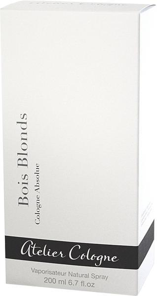 Atelier Cologne Bois Blonds Cologne absolue, 200 ml