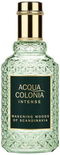 4711 Acqua Colonia Intense Wakening Wood of Scandinavia Eau de Cologne (50ml)