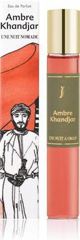 Une Nuit Nomade Ambre Khandjar Une Nuit Nomade Eau de Parfum (25ml)
