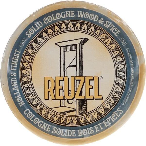 Reuzel Wood & Spice Solid Cologne (35g)