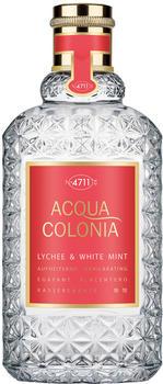 4711 Acqua Colonia Lychee & White Mint Eau de Cologne (170ml)