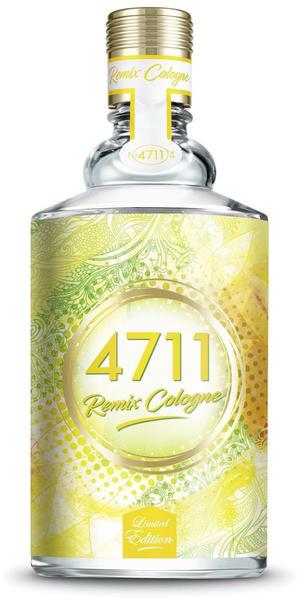 4711 Remix Cologne Zitrone Eau de Cologne (100ml)