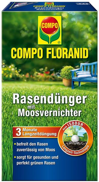 Compo MV Rasen Floranid mit Moosvernichter 1,5 kg
