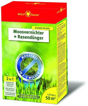 Wolf-Garten Moosvernichter und Rasendünger LW 50