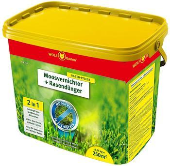 Wolf-Garten Moosvernichter und Rasendünger LW 250