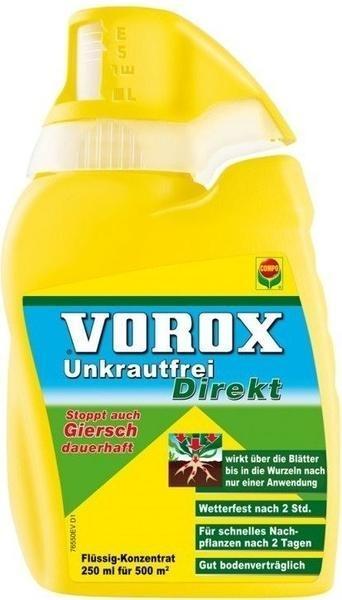Compo Vorox Unkrautfrei Direkt 250 ml
