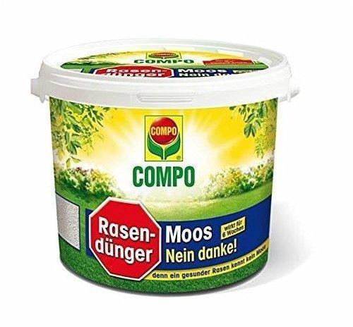 Compo Rasendünger Moos - Nein danke! 7,5 kg