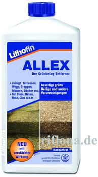 Lithofin ALLEX Der Grünbelag-Entferner (1 l)