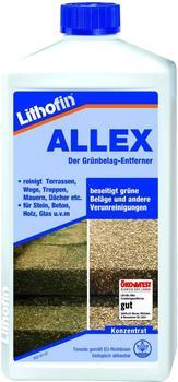 Lithofin ALLEX Der Grünbelagentferner (5l)