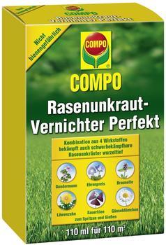Compo Rasenunkrautvernichter Perfekt 110 ml