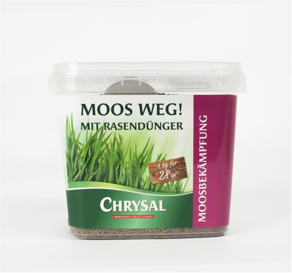 Chrysal Moos Weg 1 kg